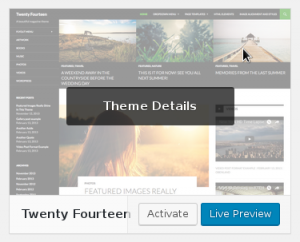 delete theme from wordpress