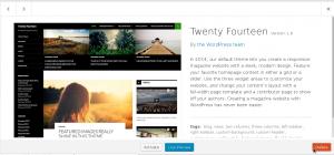 delete theme from wordpress